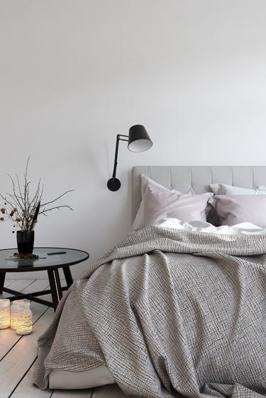Kraftvolle Räume Schlafplatz