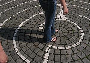 Labyrinth begehbar in Effretikon