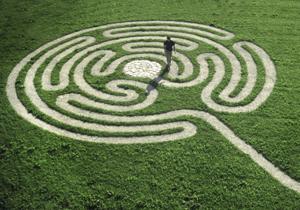Labyrinth Marburg