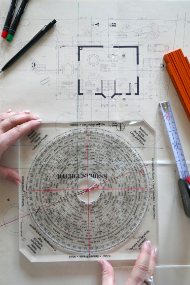 Fengshui Kompass LoPan